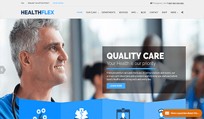 web design dentists Barcelona