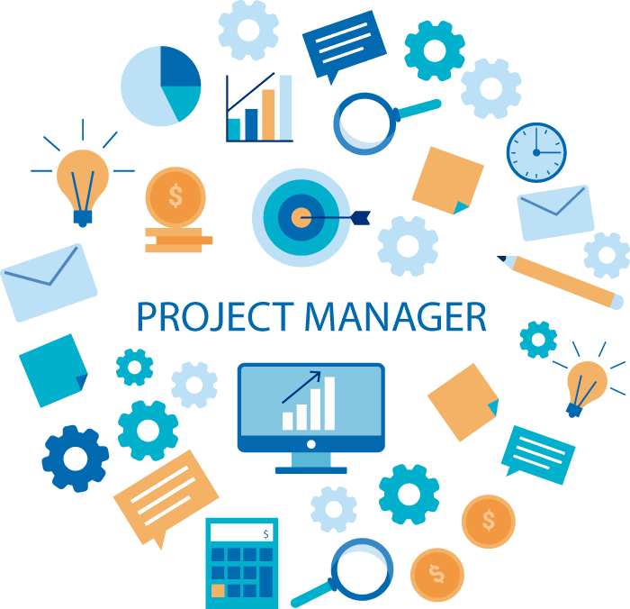 project manager for companies