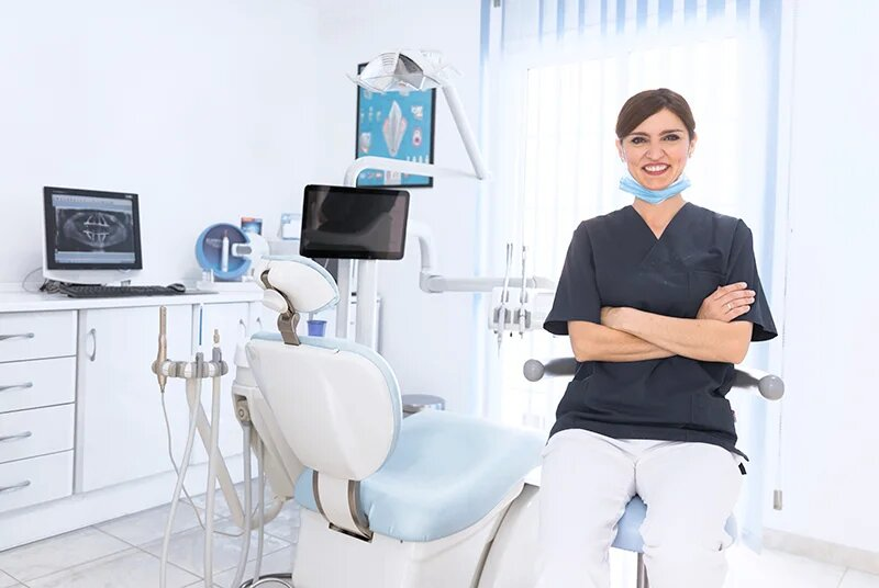 web design dentists