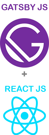 gatsby and react js