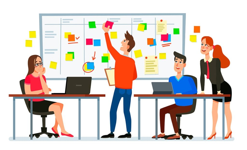 SCRUM Agile Task Manager